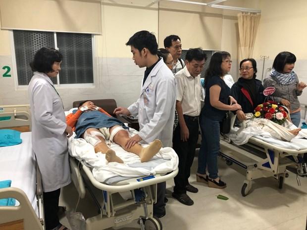 越南游客在埃及遭袭击事件:最后三名游客安全回国 hinh anh 1