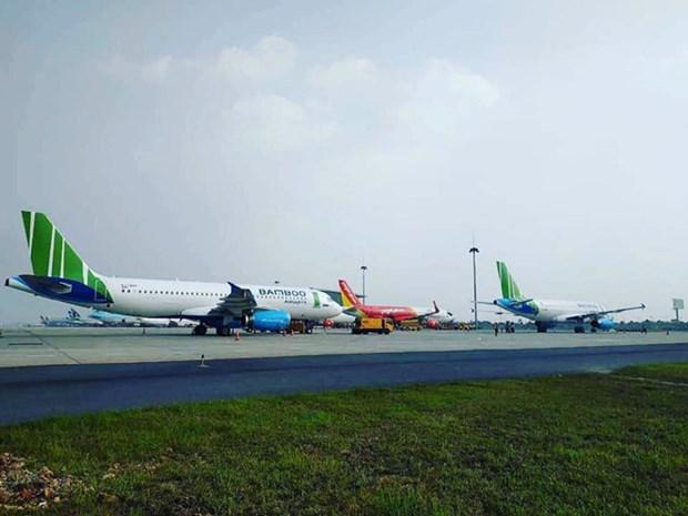 越竹航空售票系统将于1月12日启动 hinh anh 1