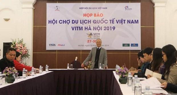 """2019年越南国际旅游展选择""""绿色旅游""""为主题 hinh anh 1"""