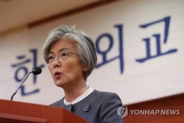 韩国加强与东盟的合作关系 hinh anh 1