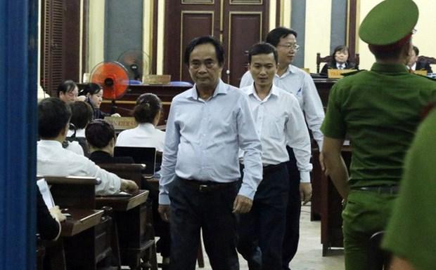 原越南投资与发展银行股份制商业银行副行长等涉案人员被起诉 hinh anh 1