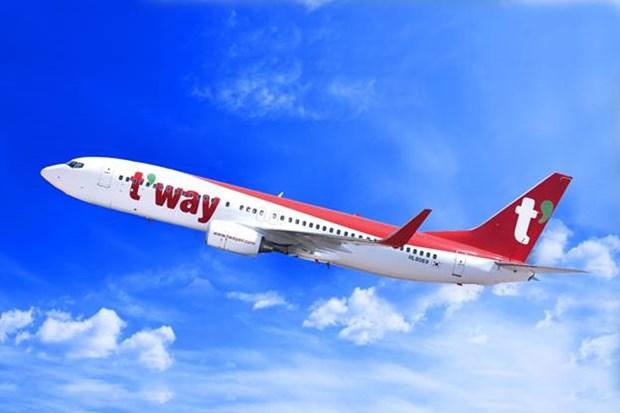 韩国德威航空公司即将开通仁川广域市至芽庄市航线 hinh anh 1