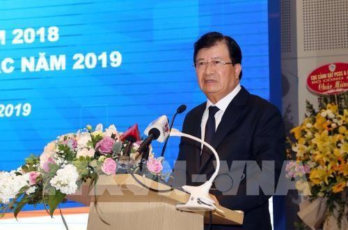 郑廷勇副总理:越南石油集团应大力提高竞争力和石油质量 hinh anh 2