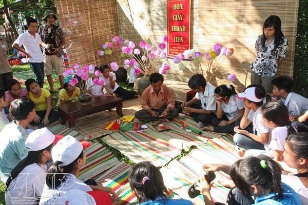 越南促进手工艺业发展与旅游业发展相结合 hinh anh 1