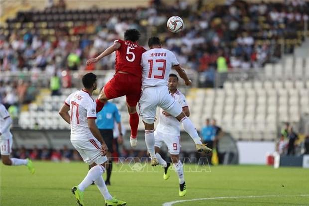 ASIAN CUP 2019:越南队0-2输给伊朗队 hinh anh 1