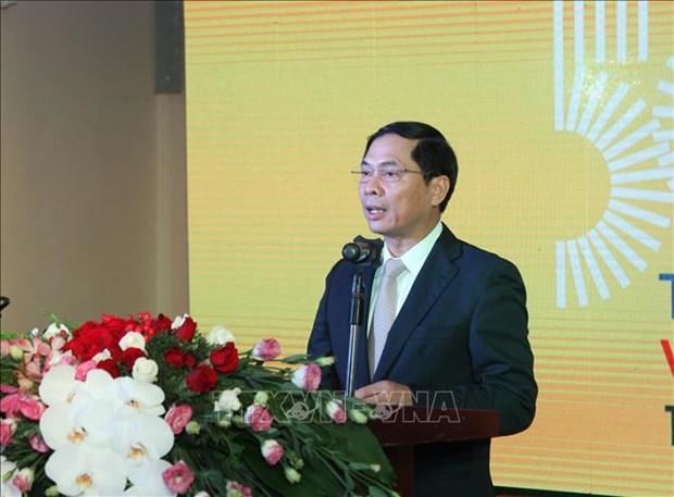越南和瑞典建交50周年纪念活动在河内举行 hinh anh 1