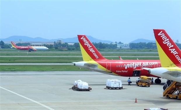 越捷开通越南至日本第三条直达航线 hinh anh 1