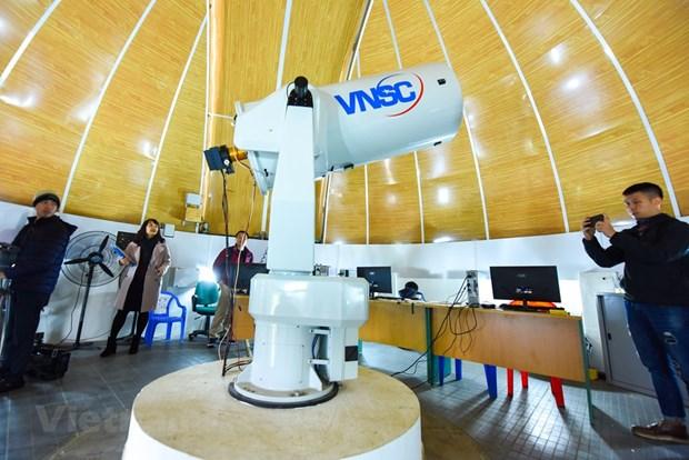 越南北部最大天文台即将投运 hinh anh 1