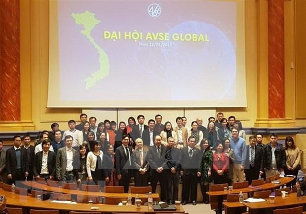 法国:AVSE Global为越南可持续发展凝聚知识力量 hinh anh 2