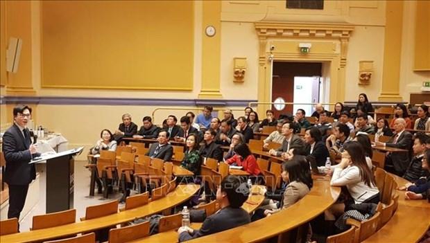 法国:AVSE Global为越南可持续发展凝聚知识力量 hinh anh 1