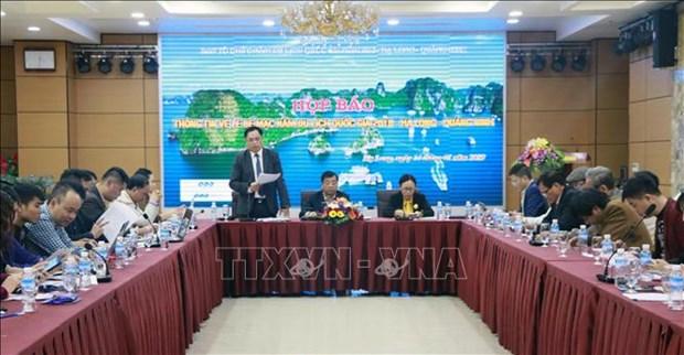 广宁省为2019年东盟旅游论坛取得成功庆祝晚会做好准备 hinh anh 1