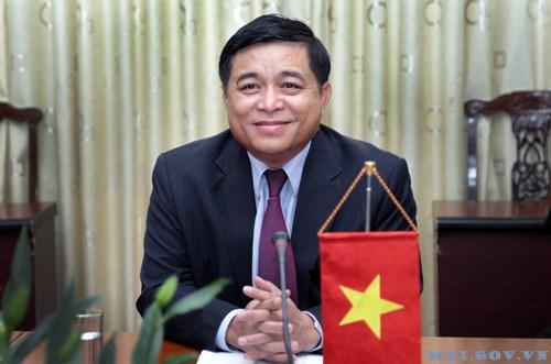 阮志勇部长:2019年经济——实现突破 取得成功 hinh anh 2