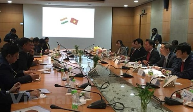越南企业参加2019年印度国际饮食博览会 hinh anh 2