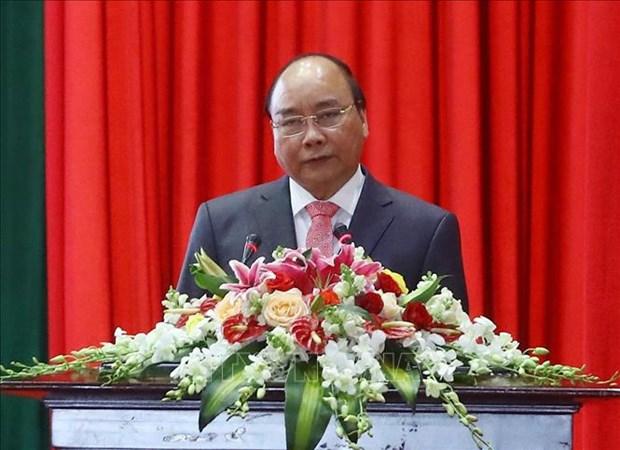 越南政府总理阮春福:得农省应加大对农业、旅游和采矿的投资 hinh anh 2
