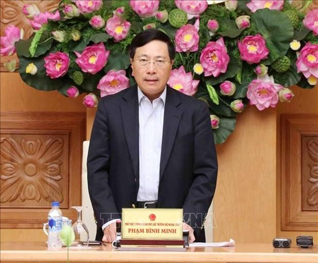 政治、国防和安全领域融入国际跨部门指导委员会会议在河内召开 hinh anh 2
