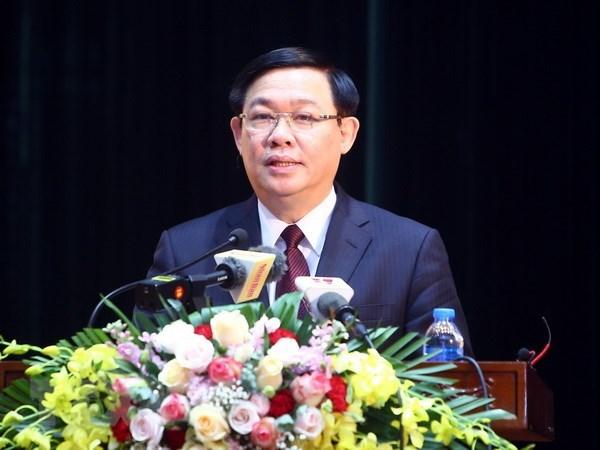 政府总理王廷惠:招商引资绩效须以正视事实的态度评价 hinh anh 1