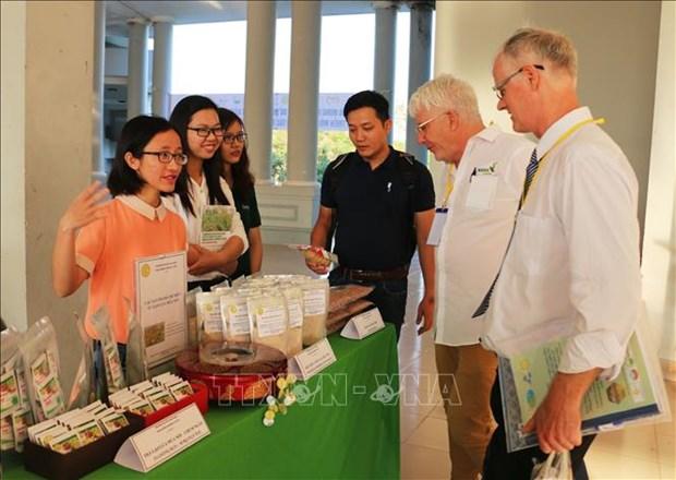 越南与澳大利亚促进有机农业发展 hinh anh 1