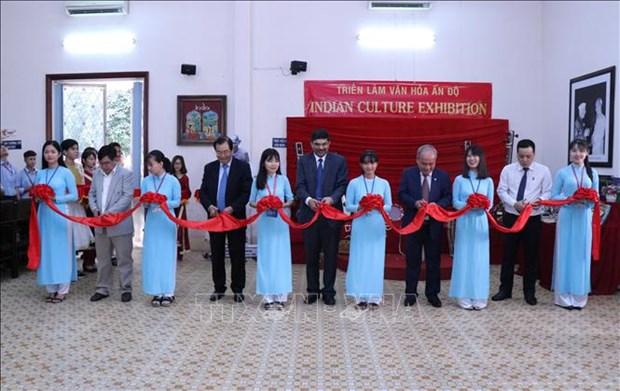 印度共和国日70周年纪念典礼在胡志明市举行 hinh anh 2