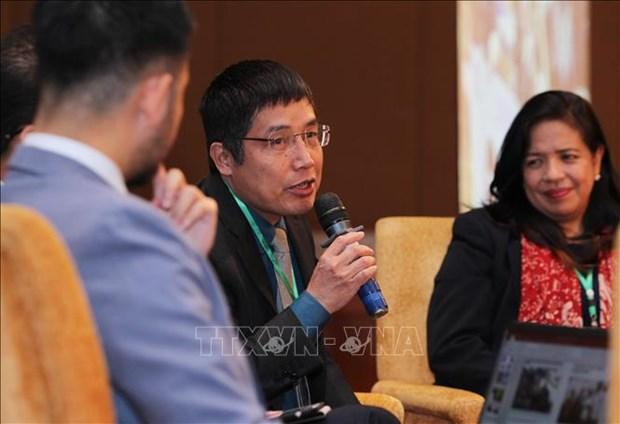 加强国际合作解决东海塑料垃圾问题 hinh anh 2