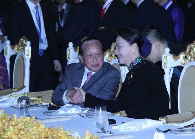 亚洲文化理事会在柬埔寨暹粒省亮相 hinh anh 1