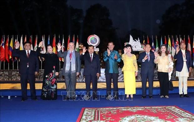 亚洲文化理事会在柬埔寨暹粒省亮相 hinh anh 2