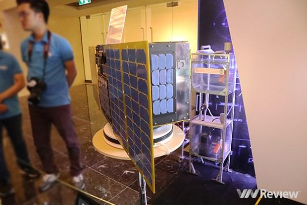 """越南""""微龙""""卫星将于1月18日在日本发射 hinh anh 1"""