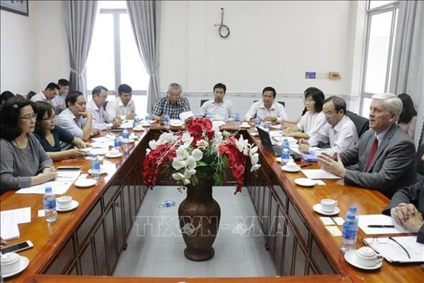 亚洲开发银行协助芹苴发展高科技农业 hinh anh 1