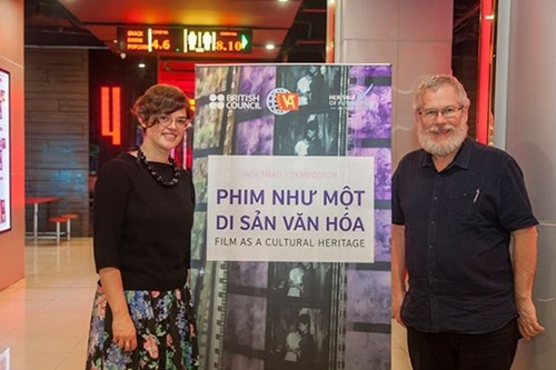 """""""电影如同一项文化遗产""""研讨会在河内举行 hinh anh 2"""