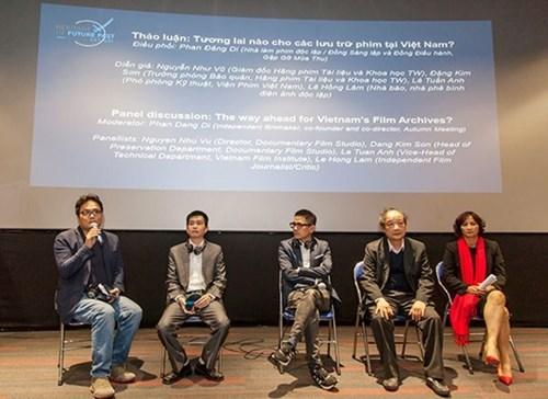 """""""电影如同一项文化遗产""""研讨会在河内举行 hinh anh 1"""