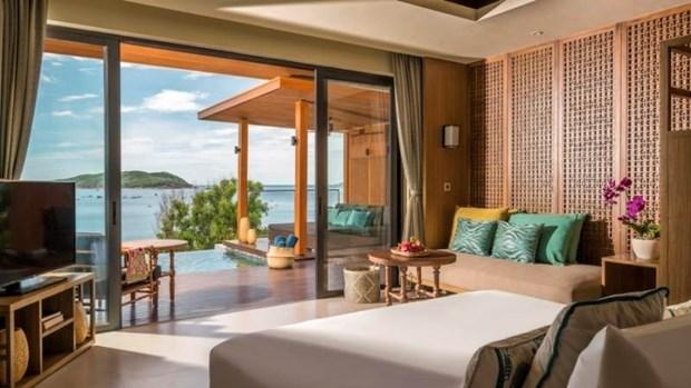 越南两家酒店跻身亚洲10大有趣酒店 hinh anh 1
