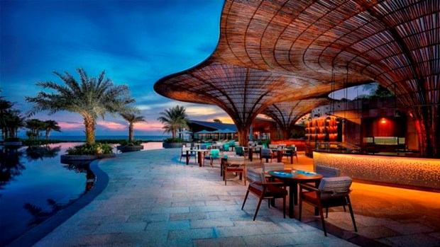 越南两家酒店跻身亚洲10大有趣酒店 hinh anh 2