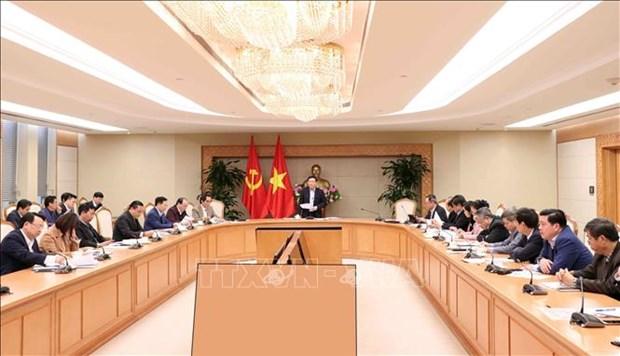 政府副总理王廷惠:促进生产与价值链相结合的合作社模式的推行 hinh anh 1