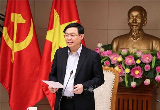 政府副总理王廷惠:促进生产与价值链相结合的合作社模式的推行 hinh anh 2