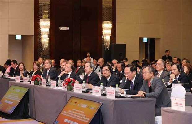 2019年越南经济论坛:积极主动应对气候变化和确保能源安全 hinh anh 2