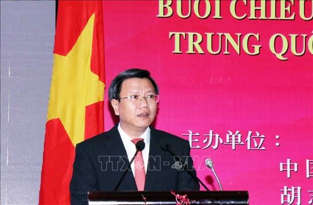 培育越南胡志明市人民与中国人民的友好关系 hinh anh 1