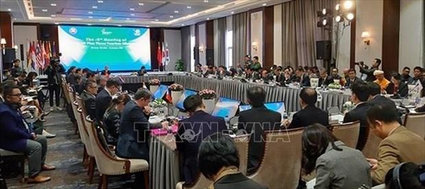 第18届东盟与中日韩旅游部长会议拉开序幕 hinh anh 1