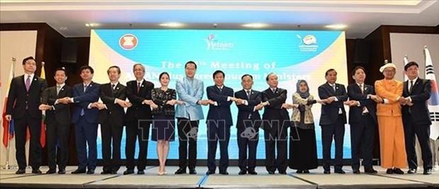 第18届东盟与中日韩旅游部长会议拉开序幕 hinh anh 2