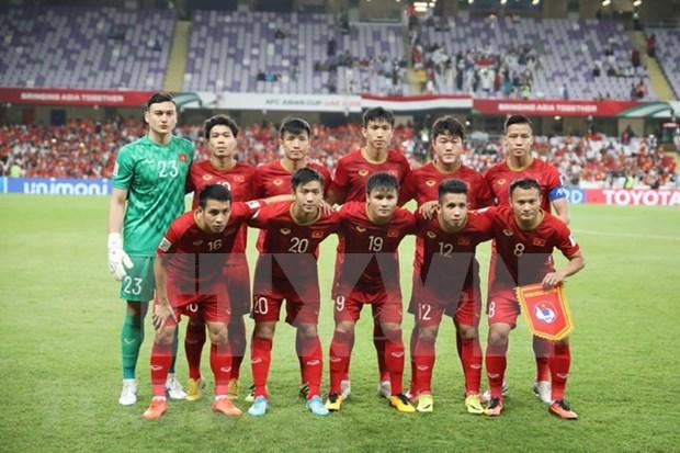 2019年亚洲杯:国际足联盛赞越南足球 hinh anh 2