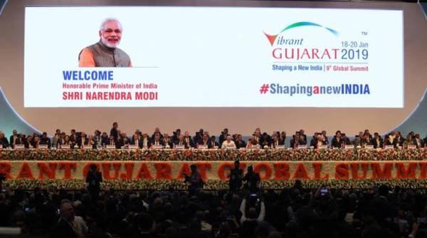 全球商务峰会在印度拉开序幕 hinh anh 1