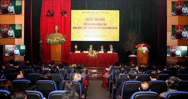 越南政府副总理武德儋:须营造安全、友善、文明的旅游环境 hinh anh 1