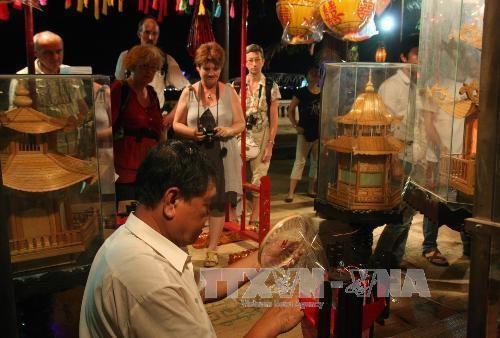 2019年顺化传统手工艺节将于4月底举行 hinh anh 1