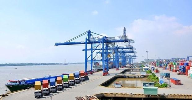 2019年1月上半月越南贸易逆差额约达10亿美元 hinh anh 1
