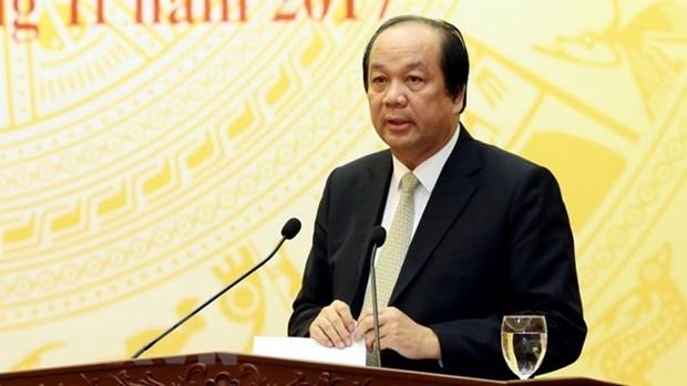 越南公布开放数据与数字型政府准备度的评估结果 hinh anh 1