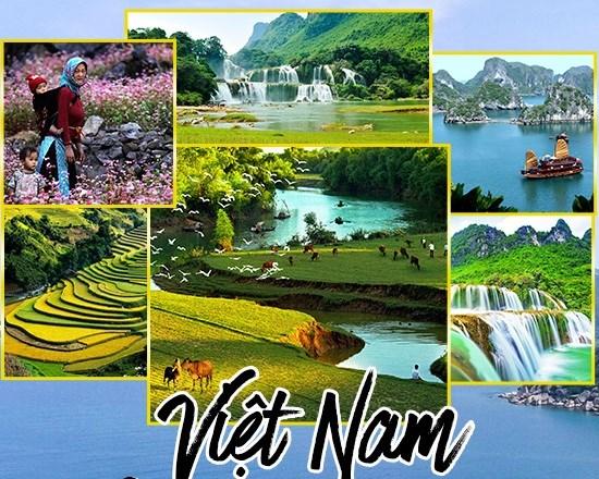 雅加达邮报:越南--东南亚旅游崛起的一颗新星 hinh anh 1