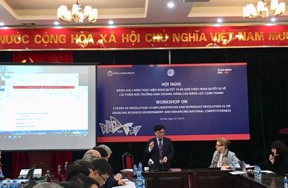 越南中央经济管理研究院:越南电子支付及在线公共服务指数仍较低 hinh anh 1