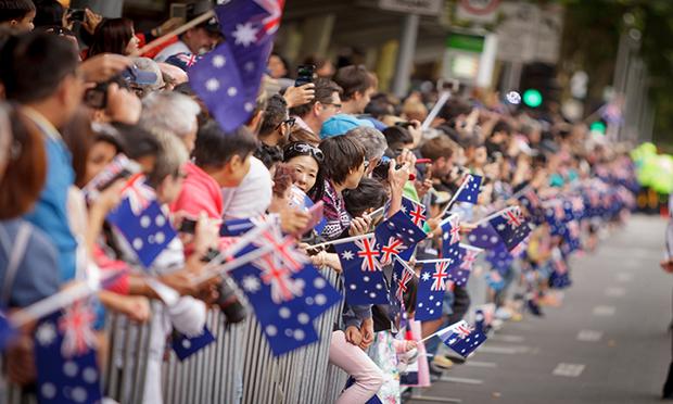 澳大利亚共和国国庆231周年纪念活动在胡志明市举行 hinh anh 1