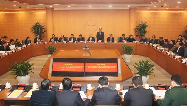 河内市广泛征求对采取城市政府模式进行管理提案(试行)的意见 hinh anh 3