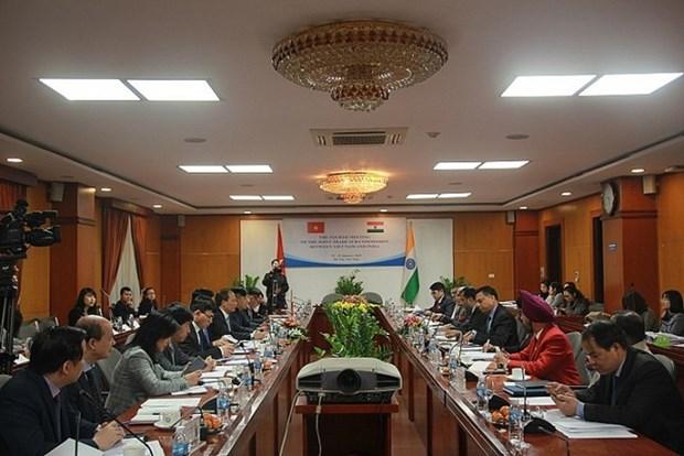 着力消除越南与印度贸易合作中的障碍 hinh anh 1