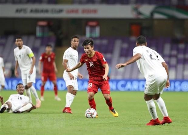 2019年阿联酋亚洲杯:越南球队是东南亚球队学习的榜样 hinh anh 1