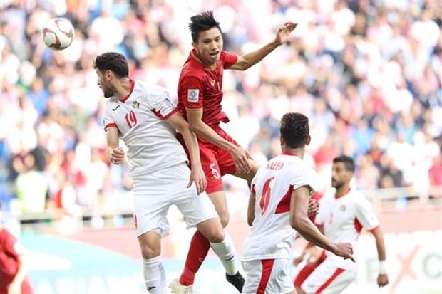 2019年阿联酋亚洲杯:越南球队是东南亚球队学习的榜样 hinh anh 2